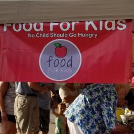 Food for Kids (8/28/21)